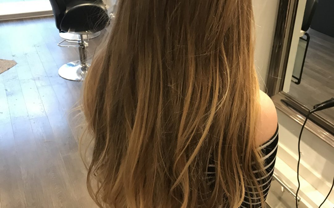 The Perfect Balayage at Harry Thomas Hair Salon
